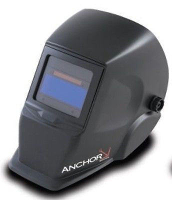 ANCHOR ADF150F Auto Darkening Fixed Shade Solar Powered Welding Helmet