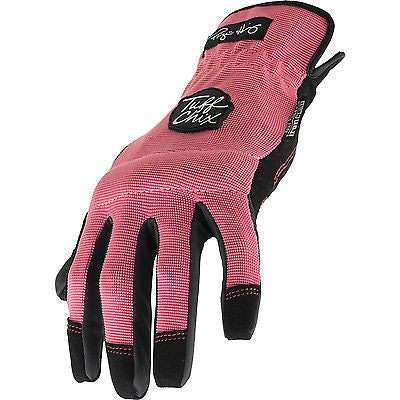 Ironclad Tuff Chix Glove Synthetic Women Large Pink Construction TCX-24-L NEW!