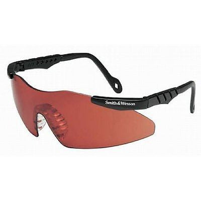 Jackson Smith & Wesson Magnum 3G® Safety Glasses COPPER LENS BLUE BLOCK NEW!