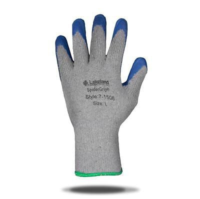Lakeland SpiderGrip™ Work Puncture Resistant Safety Gloves 7-1506 Size L NEW