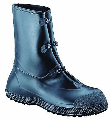 Honeywell Safety 11924-01-S Servus Wide Grip Outsole Design Men's Overshoe
