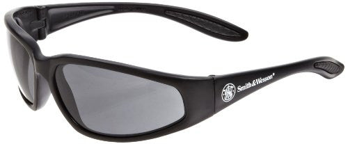 (Pair) 38 Special® Safety Glasses Smoke/Black