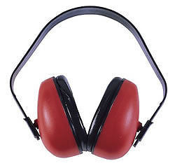 SAFETY EAR MUFFConstruction Hearing Protection Noise Rating 23db NEW LOW PRICE!