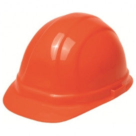 OMEGA II HARD HAT 6-PT MEGA RATCHET W/ RACHET ADJUSTMENT HI-VIZ ORANGE