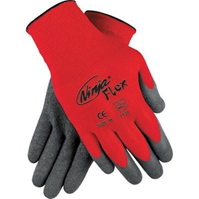 (12 Pairs) Memphis Ninja Flex Safety Gloves