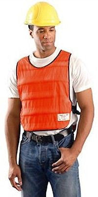 MiraCool Occunomix 902-073 - MiraCool Cooling VEST ORANGE NEW Cycling Running