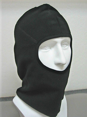 (1) Windproof Neck Warmer/Face Mask (Black)