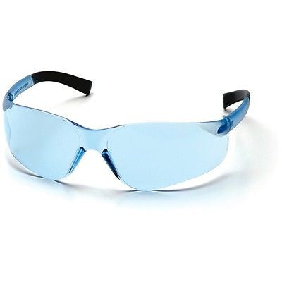 PYRAMEX MINI ZTEK INFINITY BLUE SMALL SAFETY GLASSES CYCLING GLASSES