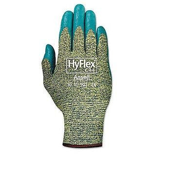 (12 Pairs) Ansell HyFlex Cut Resistant Gloves NEW!