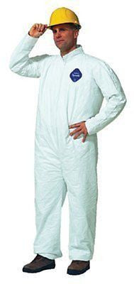 25 Tyvek Coveralls TY120S with Open Wrists & Ankles . Also Great Costume Idea