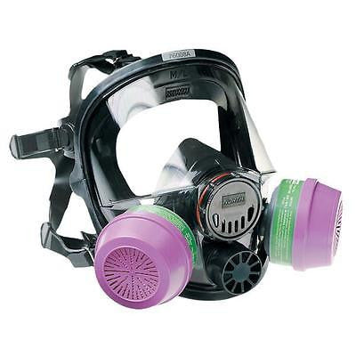 North 760008A Full-Face Respirator (M/L)