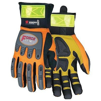 12 Pairs MCR Force Flex Exxon Gloves Hand Protection, Oilfield Gloves #HV100 NEW