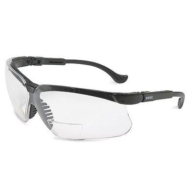 Uvex S3764 Genesis Reader +3.0 Clear Safety Glasses NEW! LOW PRICE!