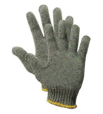 "Magid Greyt Shadow G593 Cotton/Polyester Gloves, 9.5"" Length"