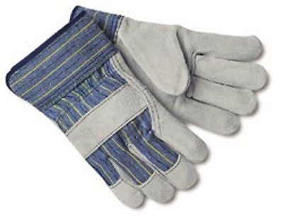 (12 Pairs) Memphis Split Leather Gloves