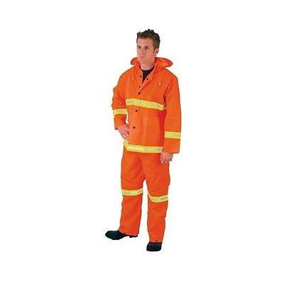 (1) River City Luminator 3-Piece Orange Rainsuit (M-5XL)