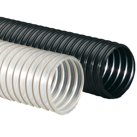 "8"" diameter duct hose joint"