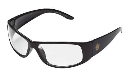 (Pair) Jackson™ Smith & Wesson® Elite® Safety Glasses, Clear Anti-Fog