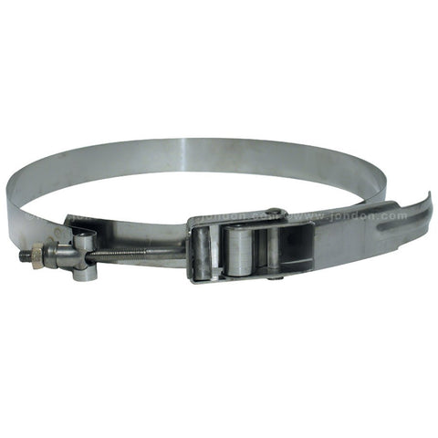 "24"" x 48"" Ceiling plate with 8"" collar and H2350-08 locking clamp"