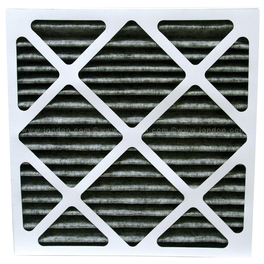 "2"" Vapor-Lock® high-capacity carbon filter"