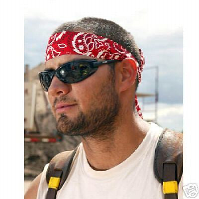 MIRACOOL BANDANA ERGODYNE EVAPORATIVE CHILL ITS COOL