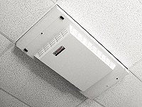 HEPA-CARE® HC800C Ceiling-Mounted Air Purification System + HEPA-CARE® UV400C-PT Ceiling-Mounted Germicidal UV Module