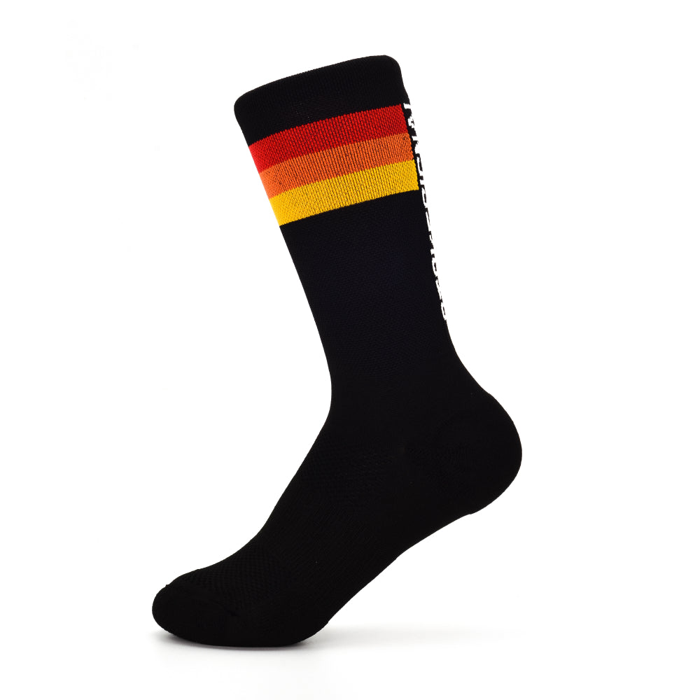 Stoke Signal Socks - The 2.0 - Fire Gradient