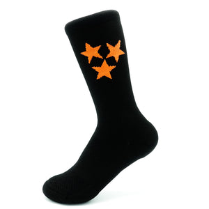Load image into Gallery viewer, Stoke Signal Socks - Tri Star