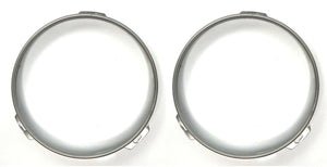 Headlight Retaining Rings Ford Cars & Pickup Trucks (Main)