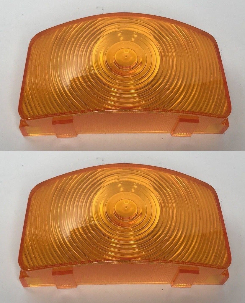 Parking Light Lenses for 1955-1956 Ford F-100, F-250, and F-350 (Main)