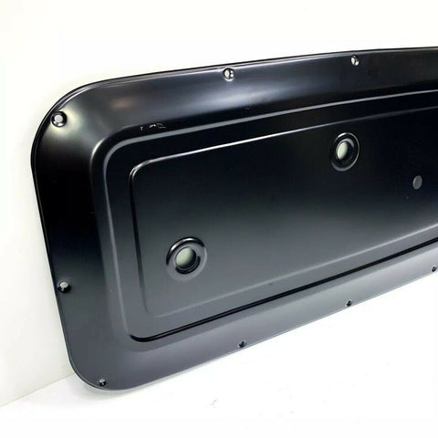 Image of RH Interior Door Panel for 1964-1966 Chevy Pickup Truck - Side