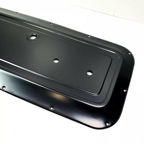 Image of RH Interior Door Panel for 1964-1966 Chevy Pickup Truck - Top