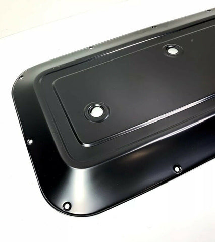 Image of RH Interior Door Panel for 1964-1966 Chevy Pickup Truck - Above