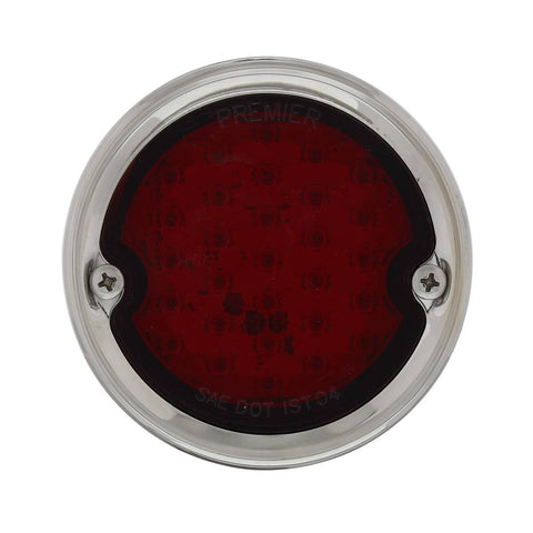 Image of 29 LED Tail Light W/SS Housing For 1954-59 Chevy & GMC Truck
