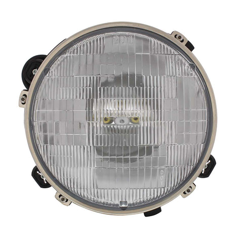 Image of Headlight Assembly For 1997-2006 Jeep Wrangler - R/H