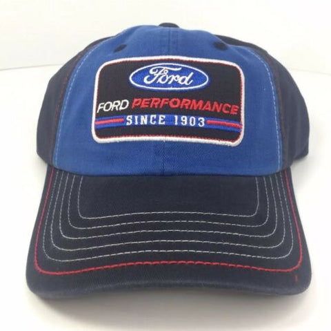 Ford Performance Since 1903 Hat - Blue/Black - Front