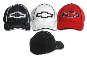 Chevy Hat - Bowtie Logo / Emblem Flex Fit Style (Main)