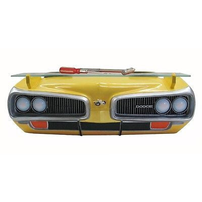 1970 Dodge Coronet Super Bee Wall Shelf - Front End - Main