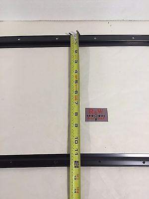 Image of Rear Interior Window Frame For 1930-1934 Ford Pickup Truck (Height)