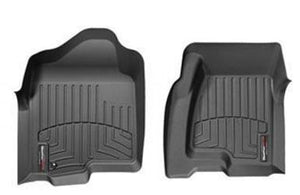 WeatherTech Front Floor Mats for 2014-2019 Chevrolet Silverado-Live Fast Supply Company