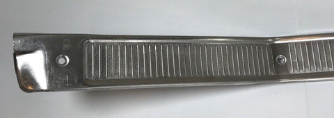 Image of Door Sill Plates For 1967-1972 Ford F-100 & F-250 Pickup Truck (Side)