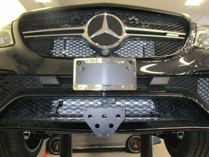 Sto N Sho License Plate Bracket for 2019 Mercedes AMG GLE 63 S Coupe / SUV