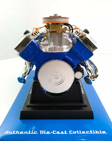 Ford 427 SOHC Model Engine - Diecast 1:6 Scale Motor Replica - 2