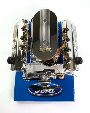 Ford 427 SOHC Model Engine - Diecast 1:6 Scale Motor Replica - 6
