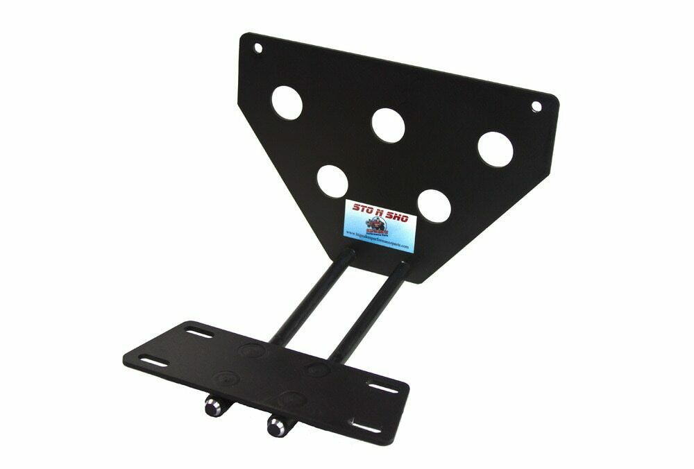 Sto N Sho License Plate Bracket For 2015-2016 Audi S7 (Removable) - 2