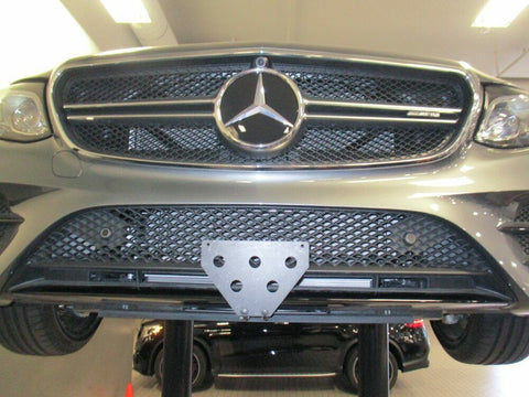Sto N Sho License Plate Bracket for 2019 Mercedes AMG E53 Coupe (Removable)