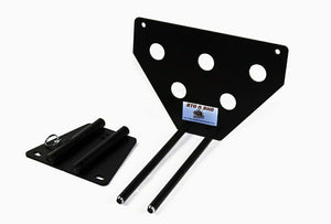 Sto N Sho License Plate Bracket for 2006-2010 Chrysler 300 (Removable, Metal)