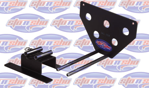 Image of Sto N Sho License Plate Bracket for 2015-2019 Corvette Z06 Stage 1 - 4