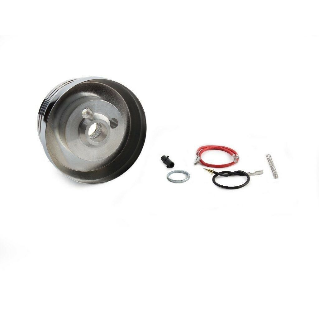 5/6 Hole Steering Wheel Hub Adapter for Flaming River Ididit GM Chevy-Live Fast Supply Company