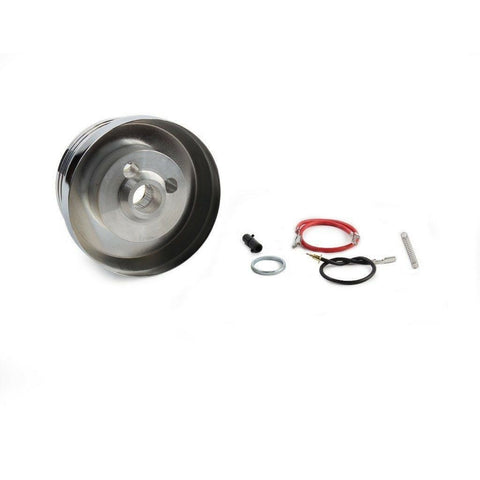 Image of 5/6 Hole Steering Wheel Hub Adapter for Flaming River Ididit GM Chevy-Live Fast Supply Company